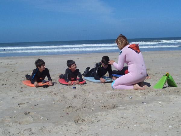 Surfing In Figueira da Foz